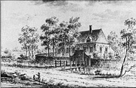 Huis Bloeiendael 1725